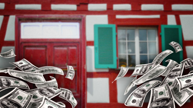 Don't let you energy money leak through old doors and windows